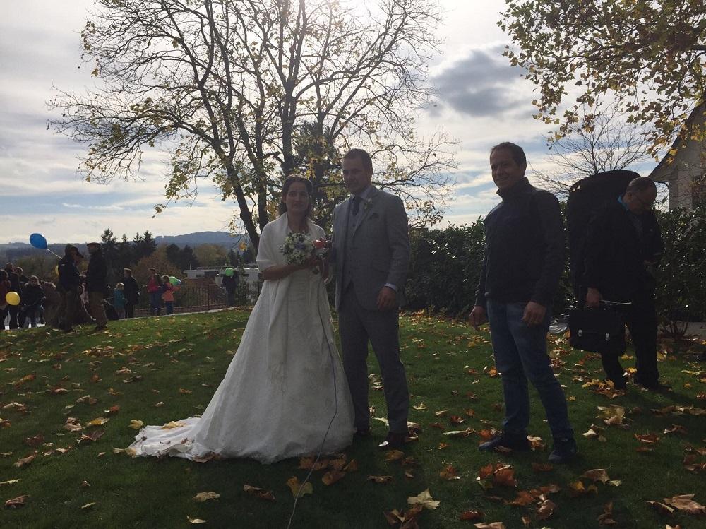 Hochzeit Christof und Tabea Binggeli, Wir wünschen alles Gute!!